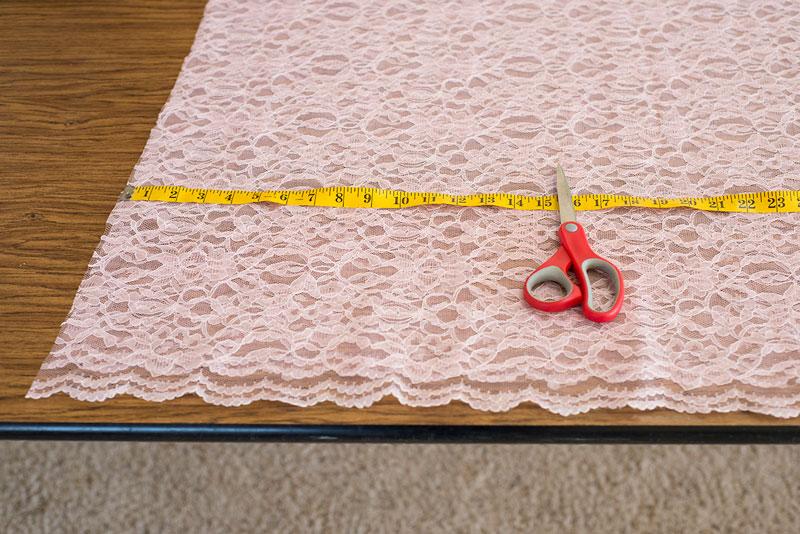 DIY Maternity gown in progress