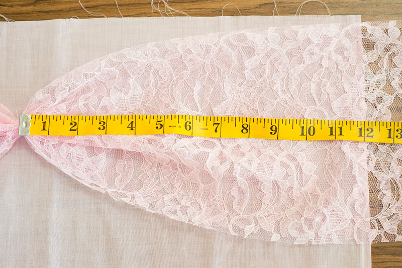 Maternity Gown In Progress