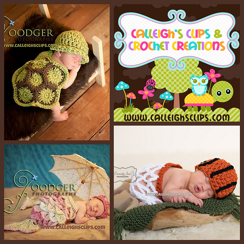 Calleigh's Clips - 5 Pattern Bundle