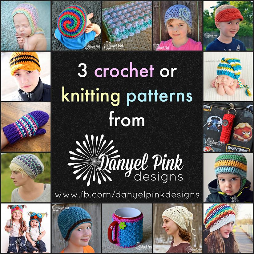 Danyel Pink - 3 Patterns to 1 Winner
