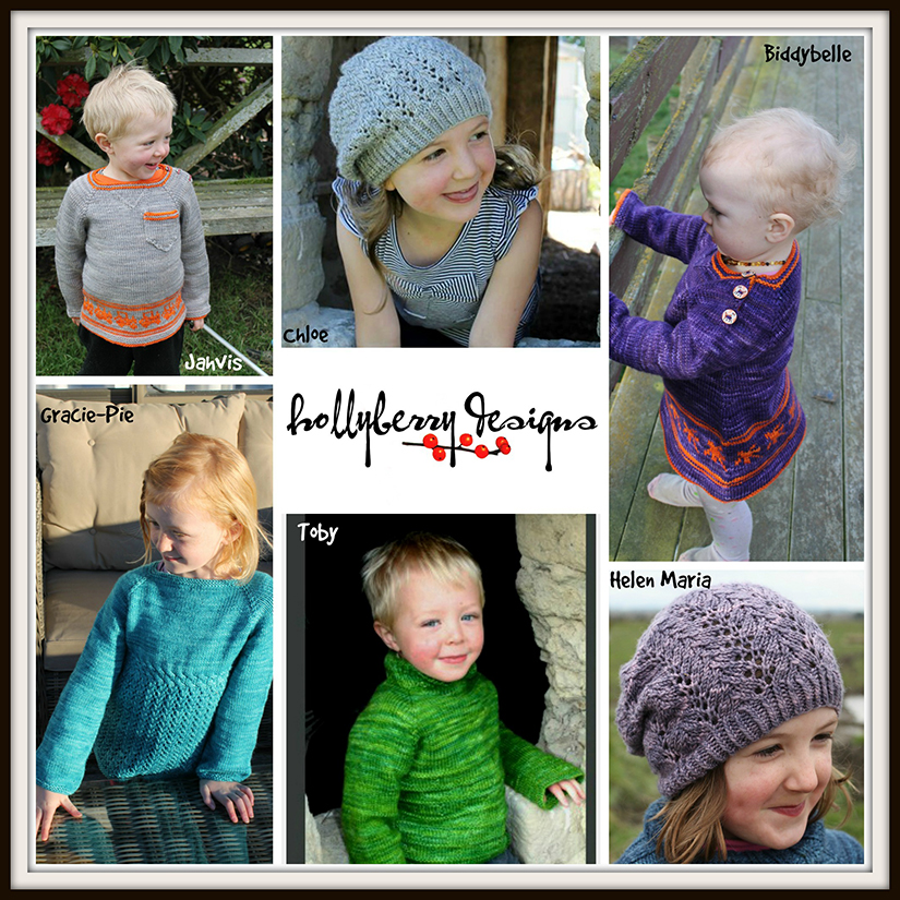Hollyberry Designs - Specific Patterns