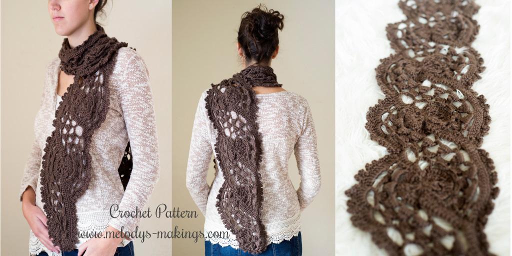 Crochet Scarf Photos