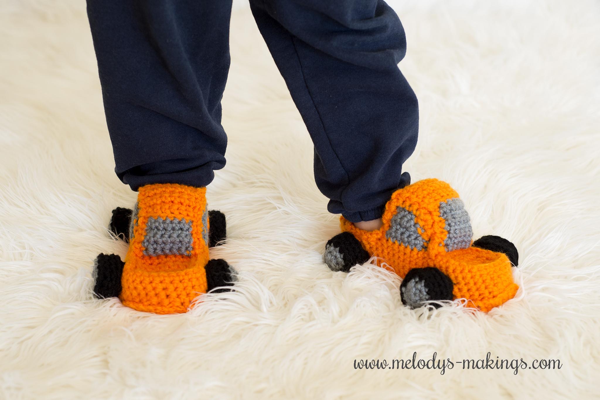 Crochet Monster Slippers Free Pattern Ville Du Muy