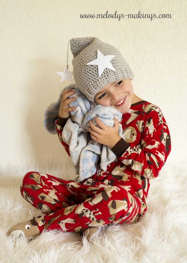 Twinkle Star Crochet - small