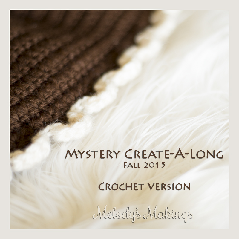 Mystery A-Long Fall 2015 Crochet