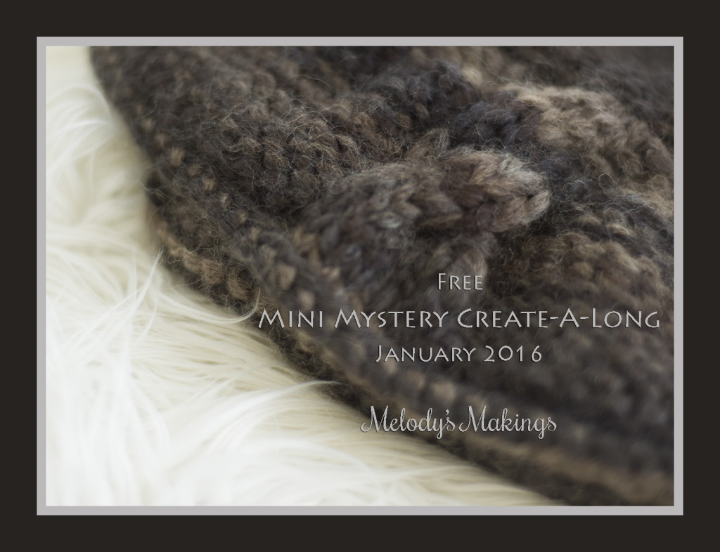 Mini MCAL Sneak Peek Knit - small
