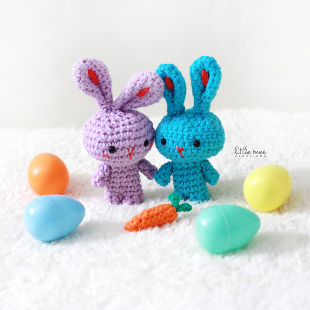Free Rabbit Crochet Pattern