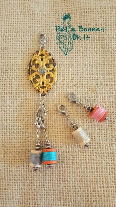 How to Make Gorgeous Stitch Markers Melodys Makings