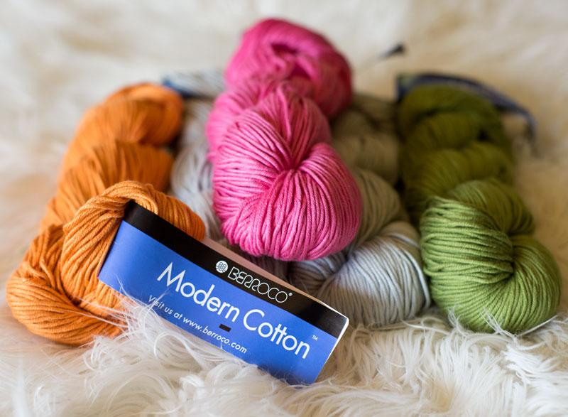 Modern Cotton Yarn