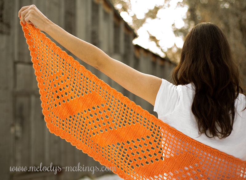 crochet patterns for shawls