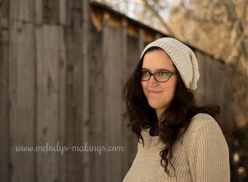 Slouch Hat Crochet Patterns