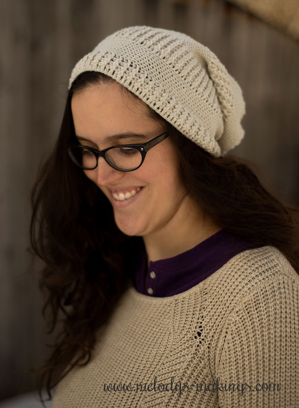 Crochet Slouch Hat Patterns