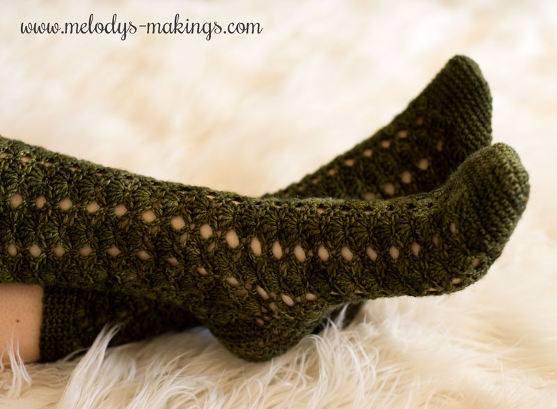 Free Crochet Socks Patterns