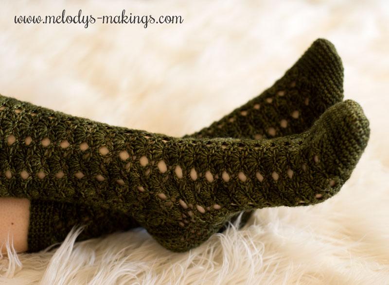 Free Crochet Socks Patterns