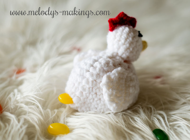 Egg Popping Poultry Free Crochet Pattern Melodys Makings