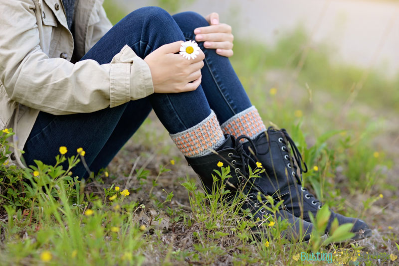 Crochet Boot Cuffs Patterns