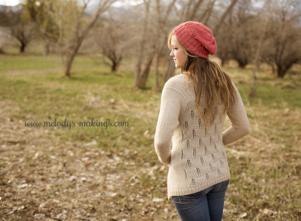 Knit Slouch Hat