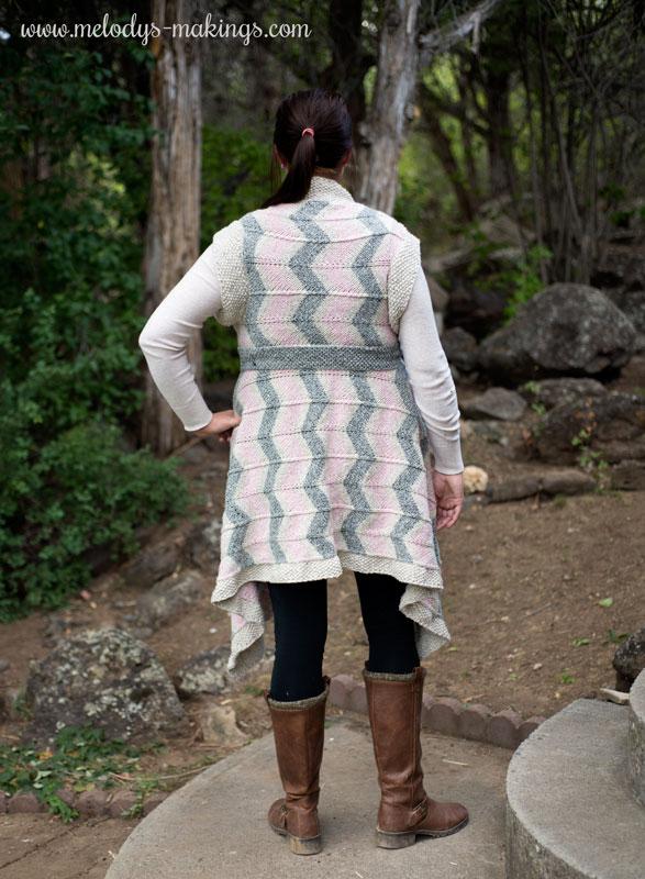 Knit Plus Size Cardigan