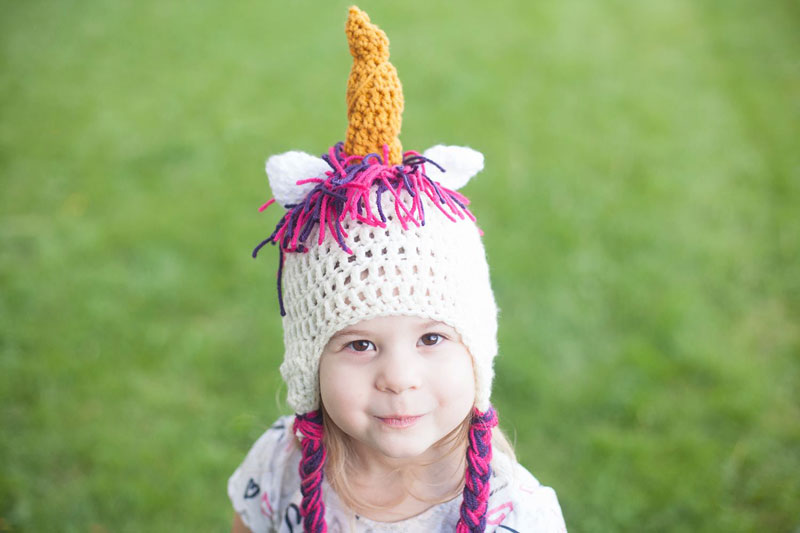 52bf0596cd0 Majestical Unicorn Hat Crochet Pattern