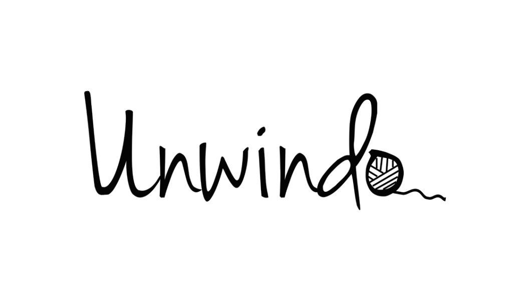 unwind yarn box logo