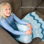 North Star {Ice Queen Dress Blanket}