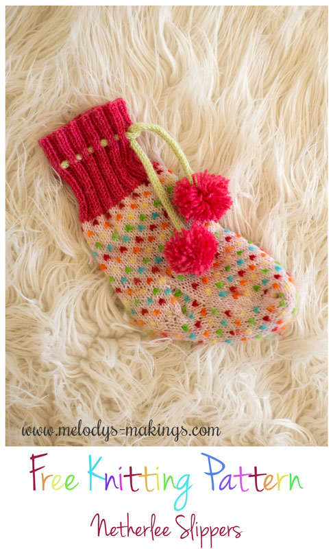 Free Knit Slippers Pattern
