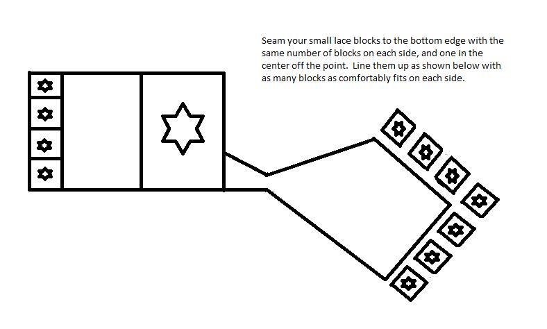 Crochet Vest Diagram 2