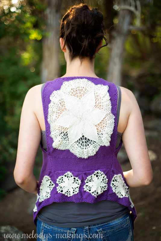 Free Vest Knitting Pattern